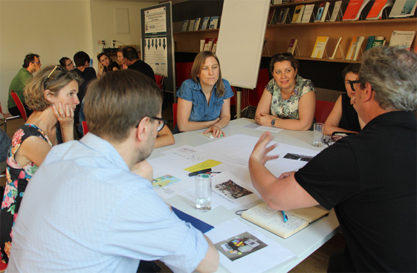 Stakeholder Participation - Workshop